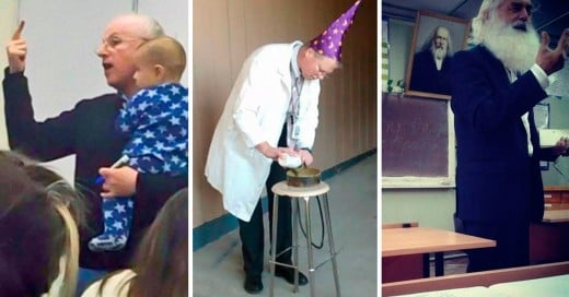 Maestros que aman su trabajo