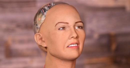 robot prometió destruir a la humanidad