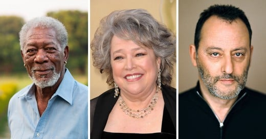 actores que alcanzaron la fama a partir de los 40 años