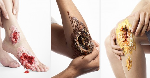 Sweet Kills: Impactante campaña contra la diabetes