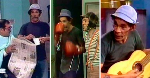 trabajos de don ramon
