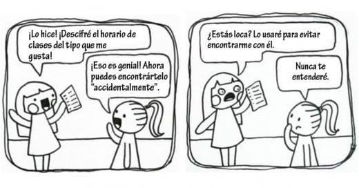 Ilustraciones para introvertidos