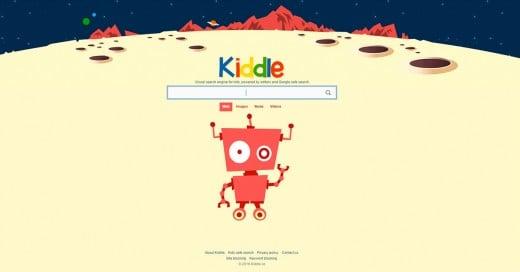El buscador para niños y sus contenidos