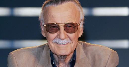Stan Lee, el famoso autor de cómics