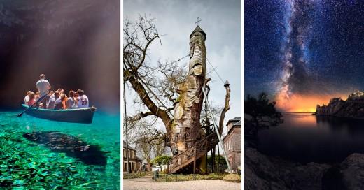 Fotografías que demuestran lo asombroso que es el mundo