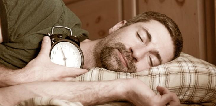 Sigue quedándote dormido