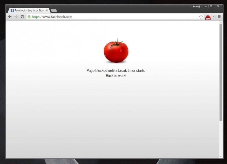 extensión Chrome strict workflow
