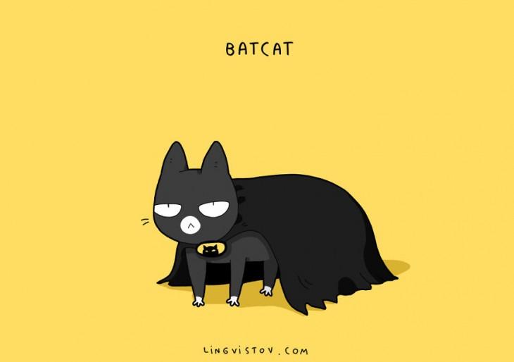Batcat Lingvistov