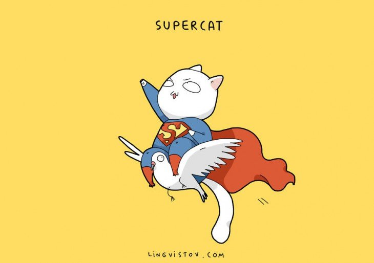 Supercat Lingvistov