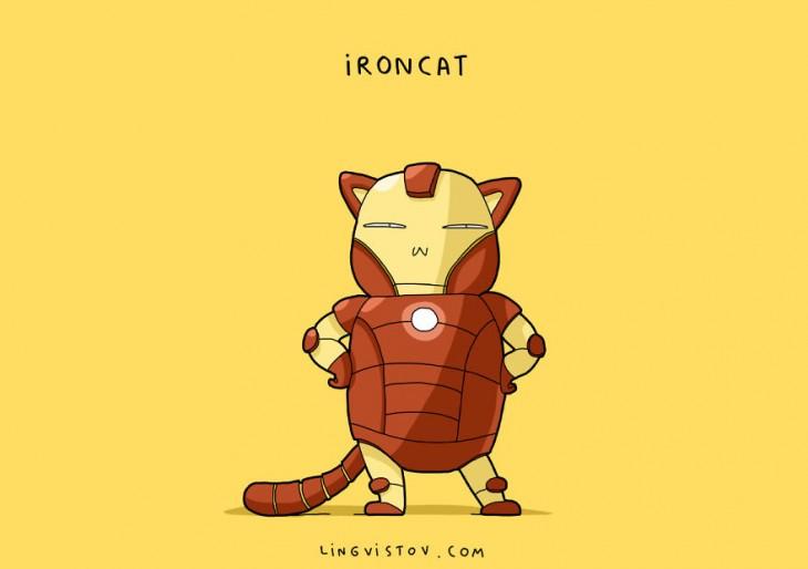 Ironcat Lingvistov