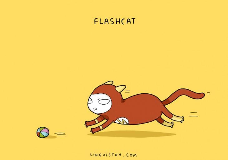 Flashcat Lingvistov