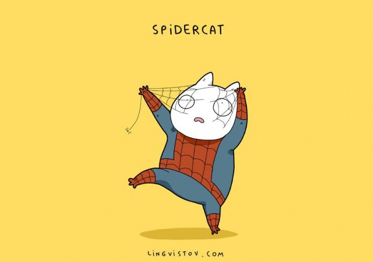 Spidercat Lingvistov