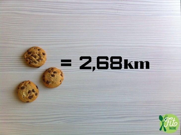 2.68 kilómetros