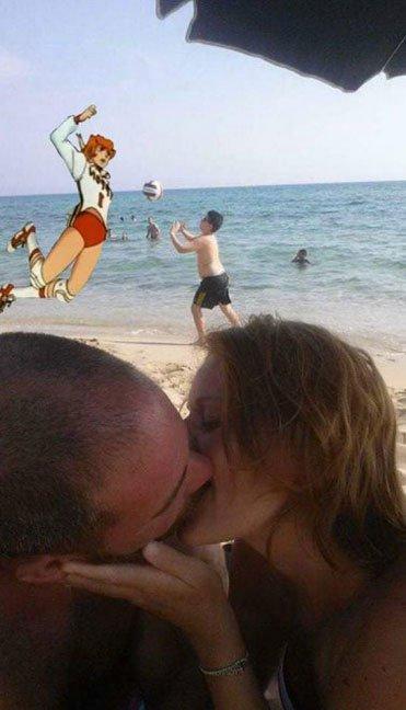 Un buen juego de voleibol