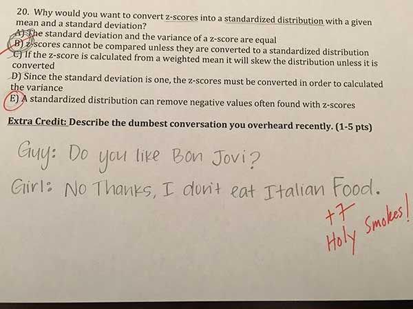 ¿Con qué se come Bon Jovi?