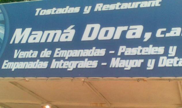 nombre de restaurante Mamá Dora