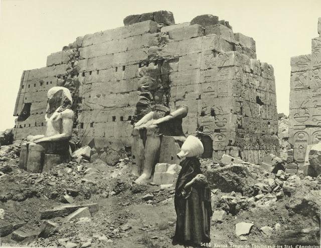 templo de karnak de tutmosis iii
