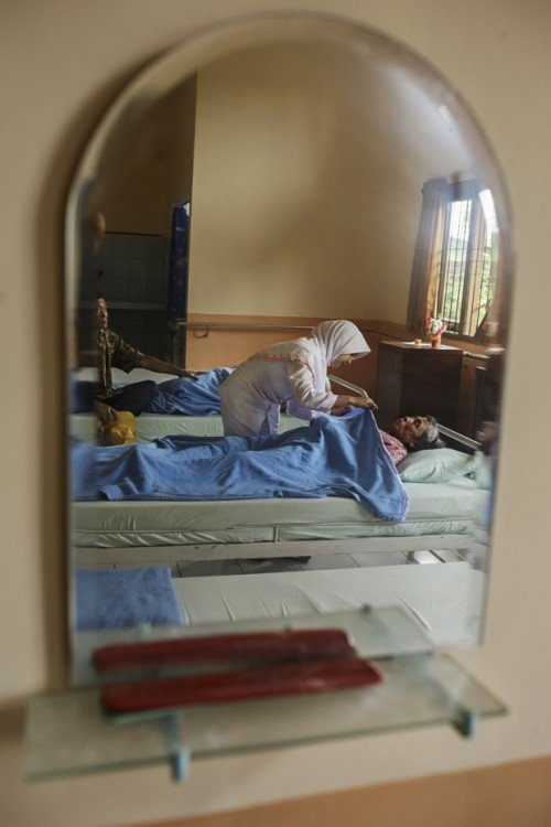 Hospital Psiquiátrico Lawang Wediodining