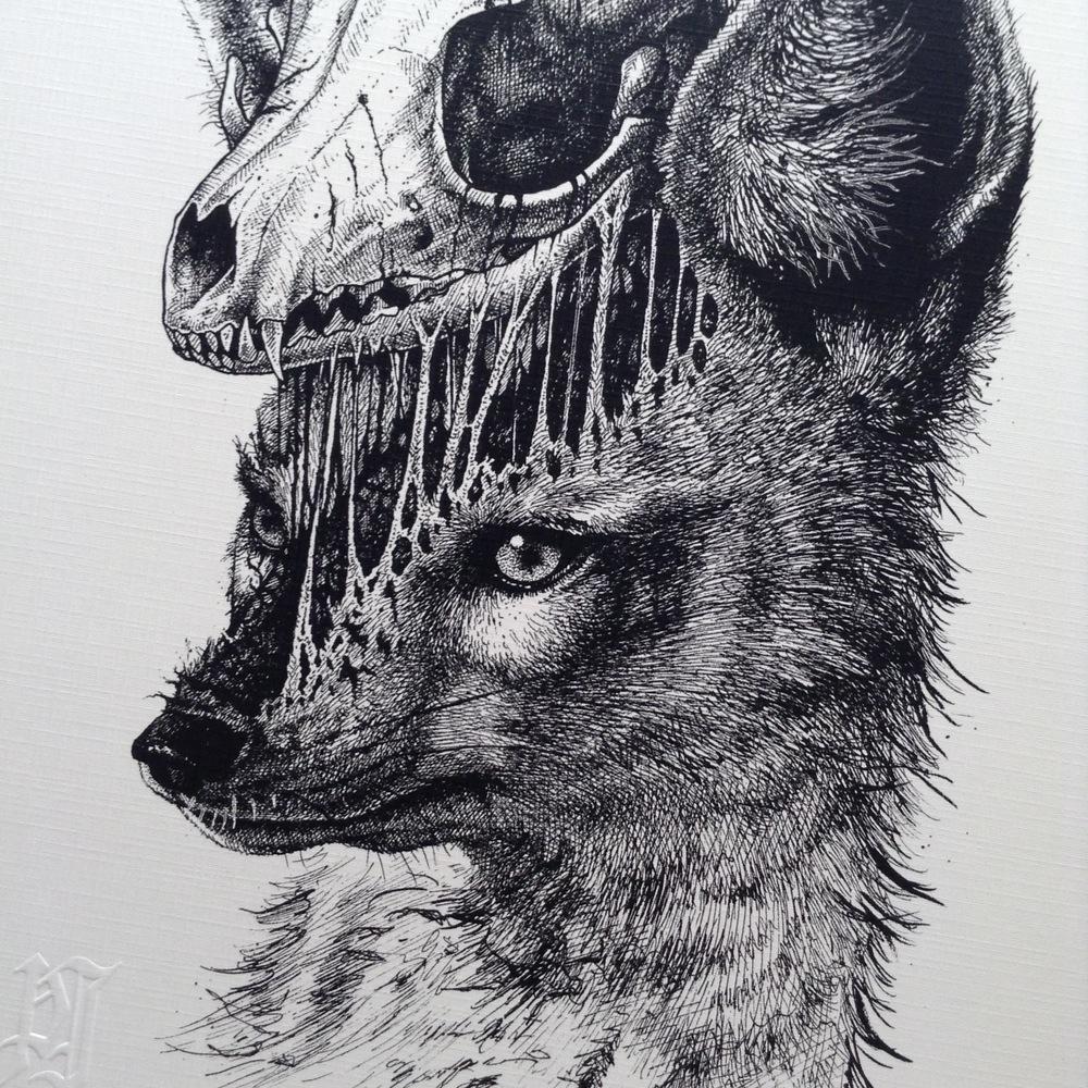 Scary Dark Place Dibujos de Paul Jackso...