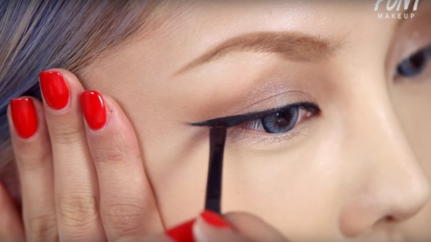 Park Hye Min, artista de maquillaje coreana se transformó en Taylor Swift