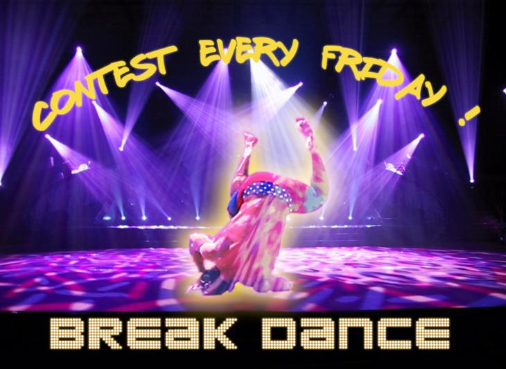 Batalla de Photoshop de la caída de Zac Efron bailando Break Dance