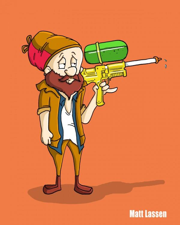 Elmer el cazador