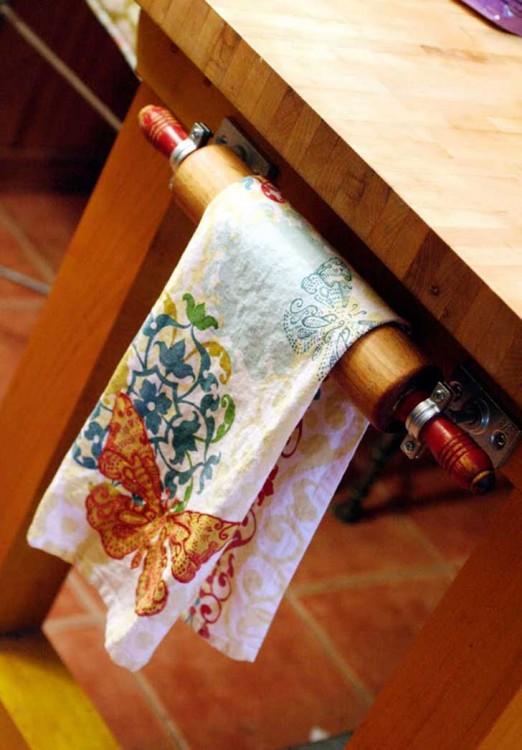 toallero reciclado
