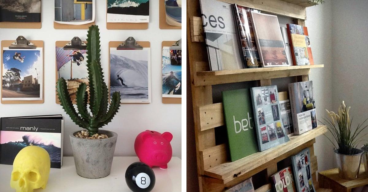 26 Ideas Para Redecorar Tu Casa Son Geniales Y Baratas: ideas geniales para decorar la casa