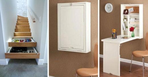 Muebles espacios reducidos cuando tenemos una casa de - Hogar del mueble ingenio ...