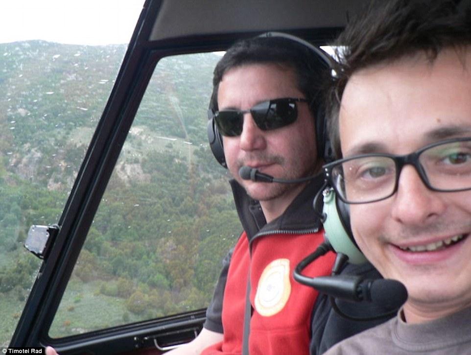 La pose del helicoptero - 5 5