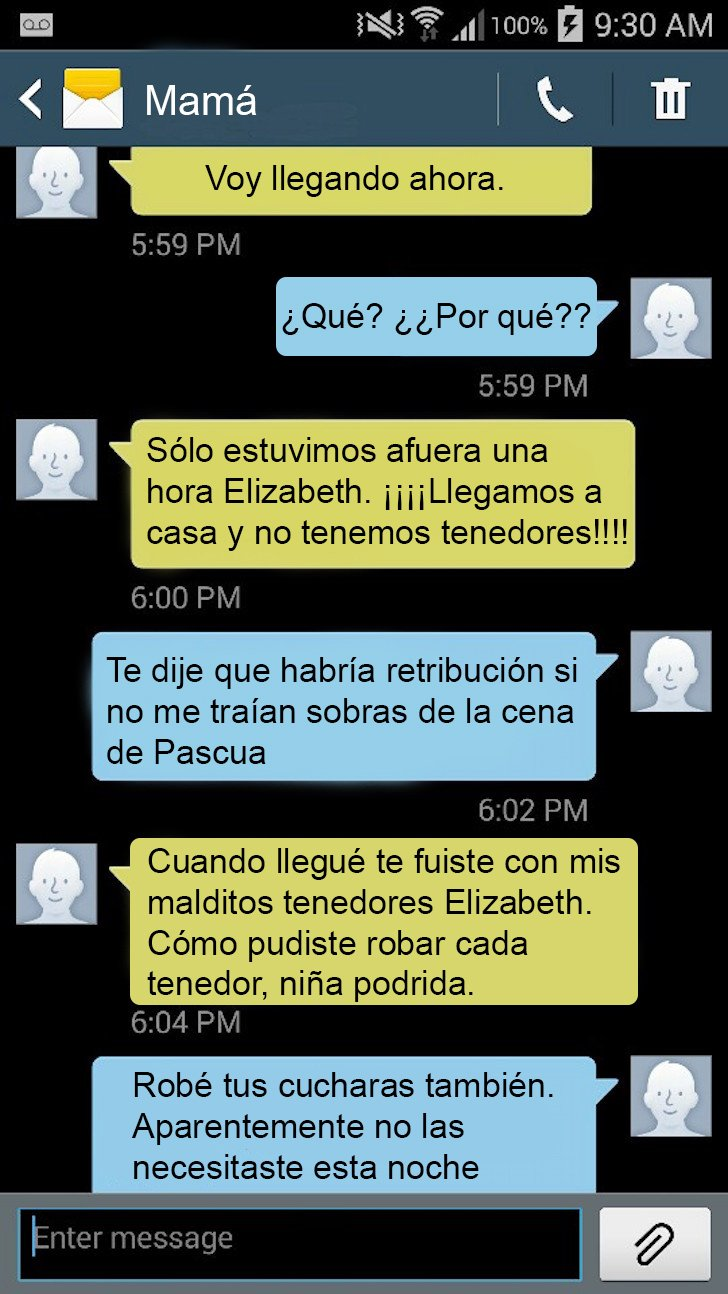 Whatsapp para el novio 6 - 1 part 7