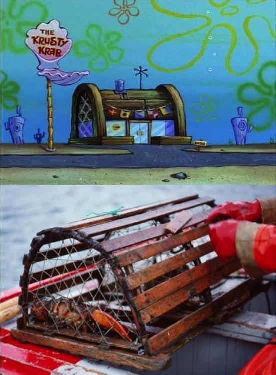 restaurante el crustaceo cascarudo es una trampa para langostas