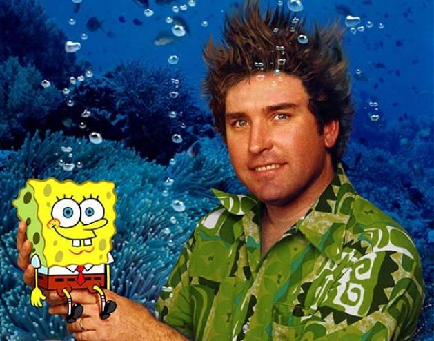 Stephen Hillenburg es un biológo marino