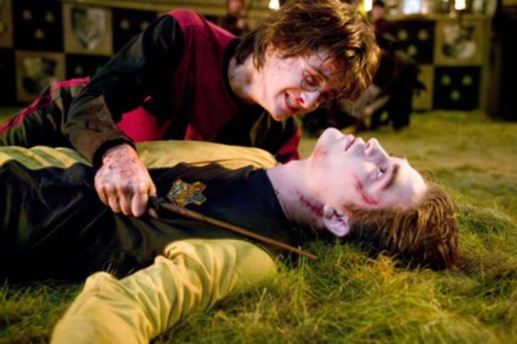 muerte de Cedric