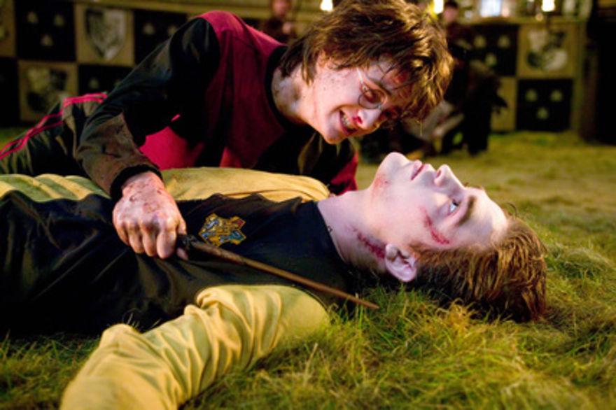 Increíbles datos que probablemente no sabías de Harry Potter