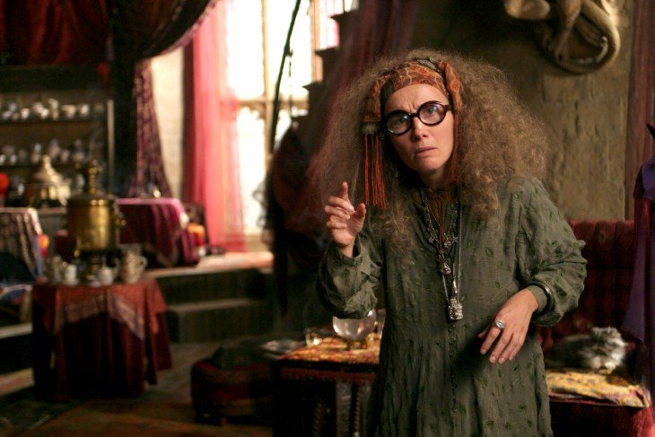 profesora Trelawney
