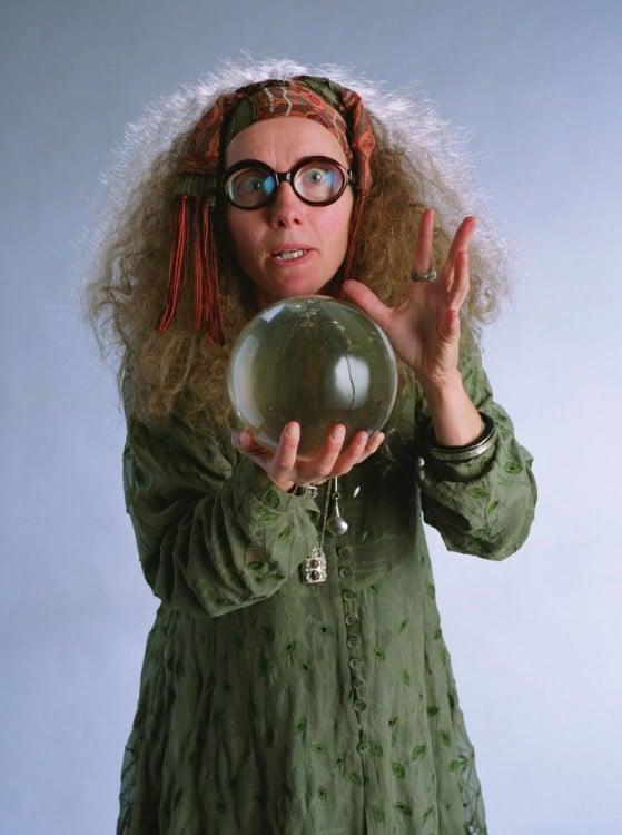 Profesora Sybill Trelawney