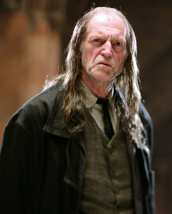 Filch harry potter