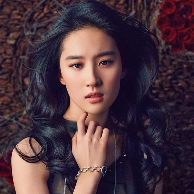 mujer china Liu Yi Fei