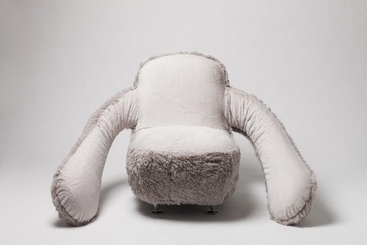 Free Hug, el sofá que te abraza