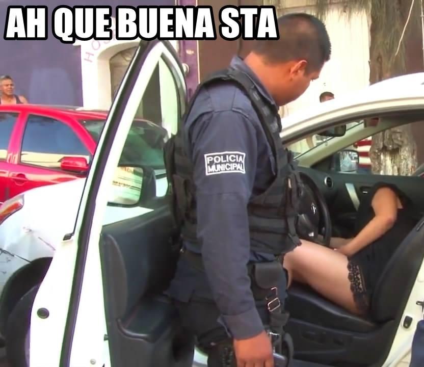 Sucia y borracha (lady 100 pesos)