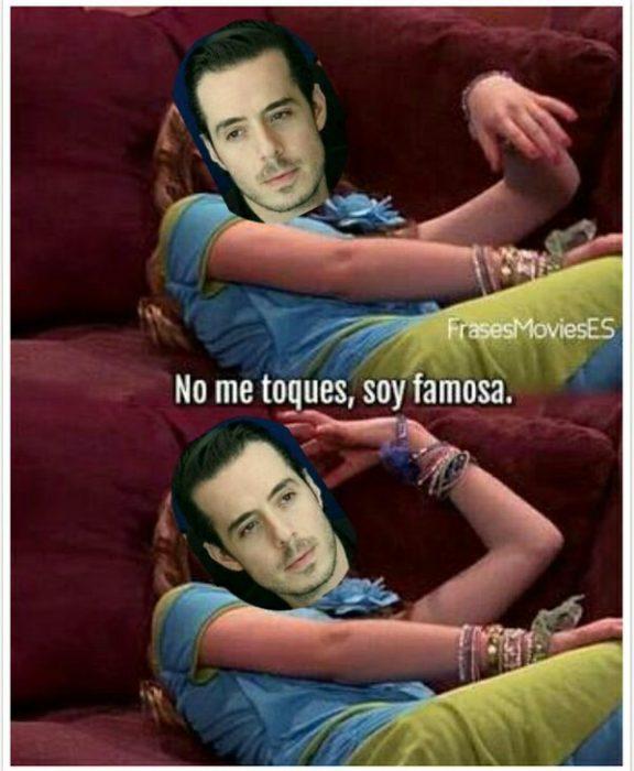 Memes Pepe Madero considerado como #LadyPanda