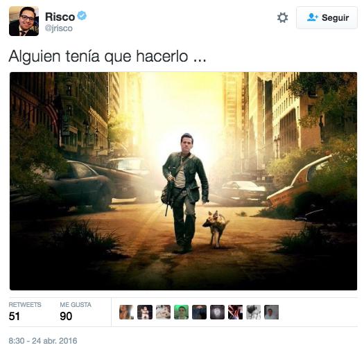 Meme de la visita de Peña Nieto a Pemex en Coatzacoalcos en la portada de una película