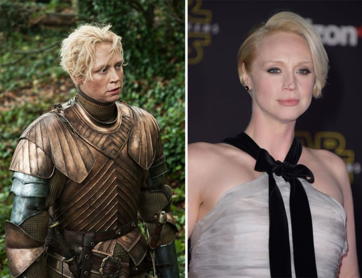 Gwendolyn Christie in Game of Thrones