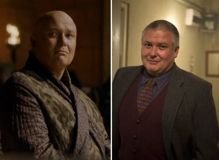actor irlandés, Conleth Hill