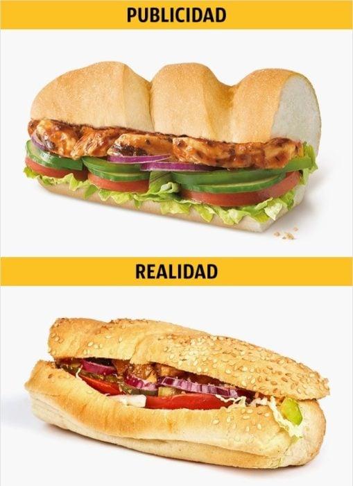 PUBLICIDAD/REALIDAD, un Subway Club