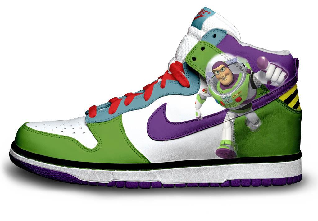 Nike Disney Running Shoes