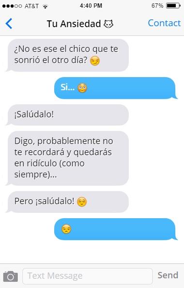 ansiedad mensajes chico lindo