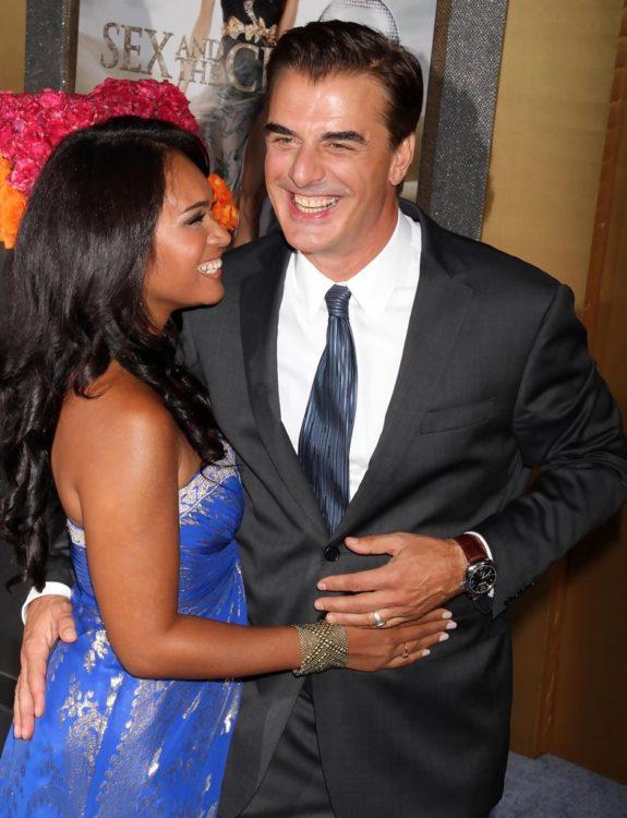Tara Wilson y Chris Noth se casaron en 2012 tras 8 años de noviazgo