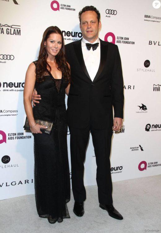 Kyla Weber y Vince Vaughn se casaron en 2010